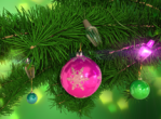 christmas 3D screensavers
