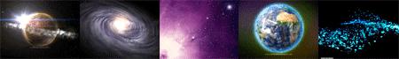space screensavers
