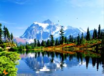 mountain screensavers